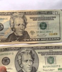FAKE USD BILLS